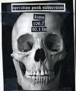 Operation Punk Subversion