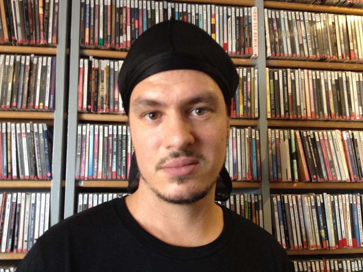 DJ Ozone live on KZMU