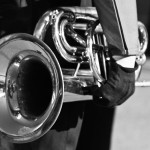 marching-band-horn-bw-james-bo-insogna