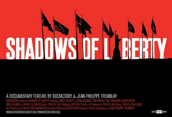 Free Speech Friday: Shadows of Liberty