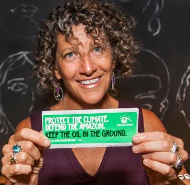 Celia Alario from Paris COP21