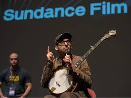 """Josh Fox and Christy Williams Dunton speak about  his film """"How to Let Go of the World and Love All That Climate Cannot Change"""""""