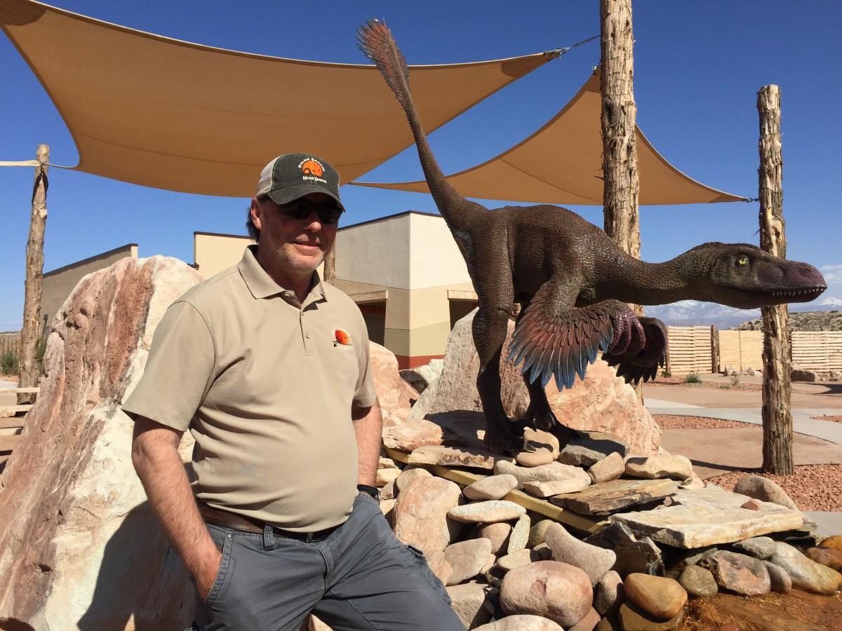 Moab Giants hopes for June grand opening