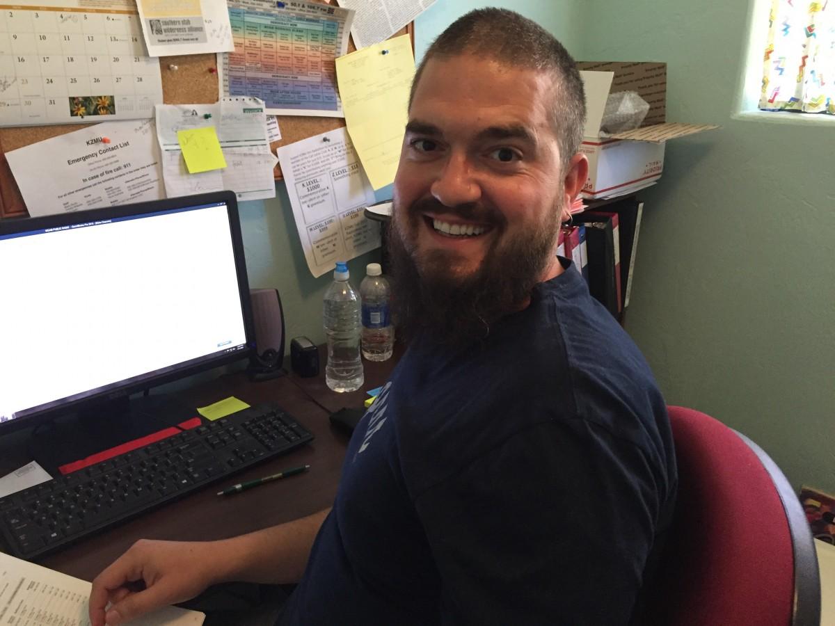 Kik Grant joins KZMU staff