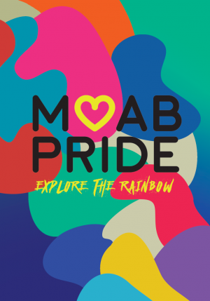 """6th annual Moab Pride flies true colors with """"Explore the Rainbow"""""""