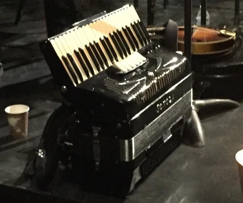 How to play accordion: Joe Barbato on KZMU