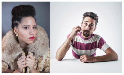Interviews with Matt Lorenz and Kaia Kater. Plus: Improv Hambone session with Kaia!
