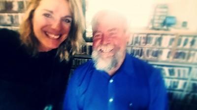 Auspicious visitation from Author Craig Childs