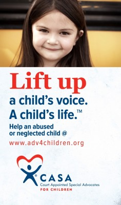 Lift Up a Child's Voice