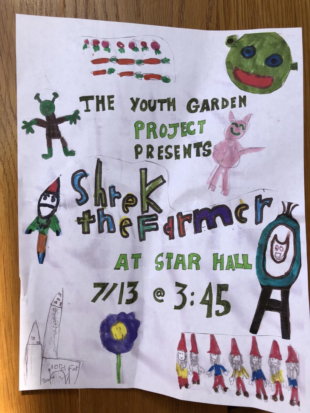 """KZMU News Earful – YGP rehearses """"Shrek the Farmer"""""""