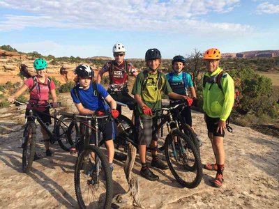 Red Devil Mountain Bike Team Fundraiser
