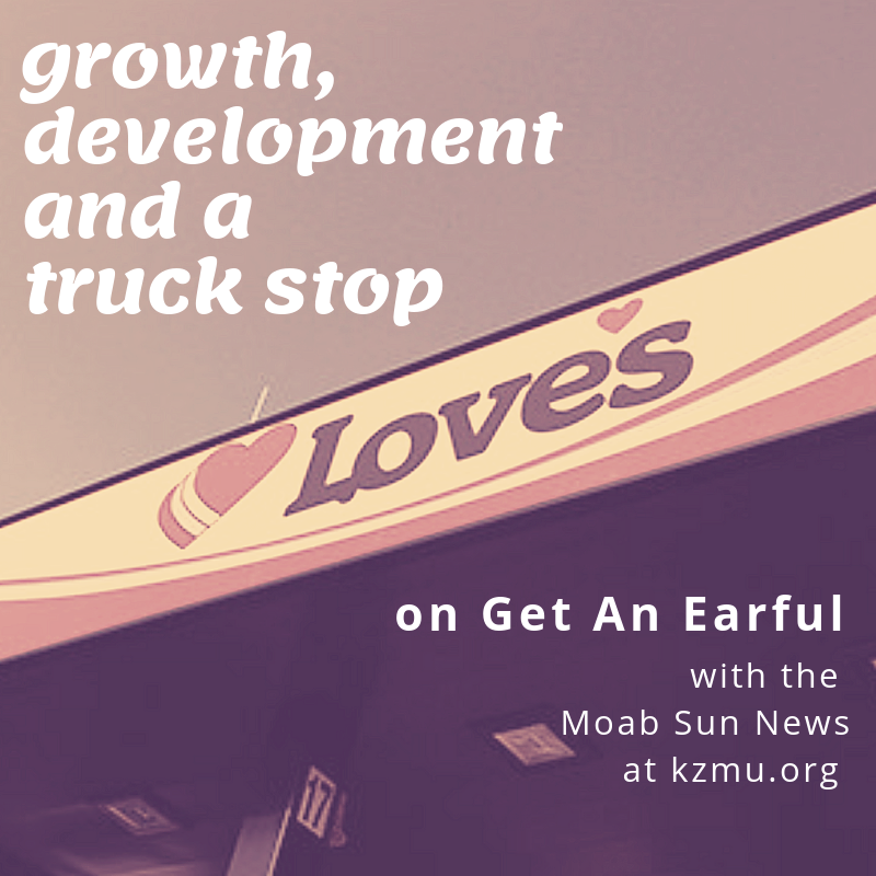 Love's Travel Stop on Get An Earful