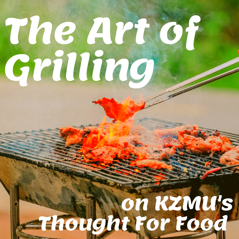 The Art of Grilling on Thought For Food