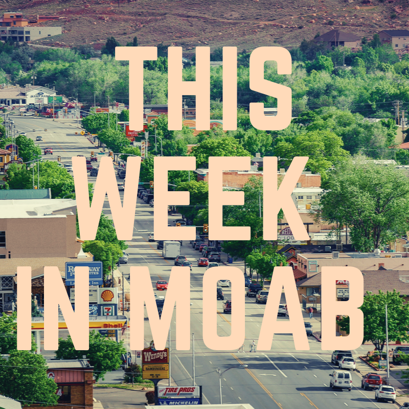 Moab Hospitality Network, Slickrock, and more! on This Week in Moab
