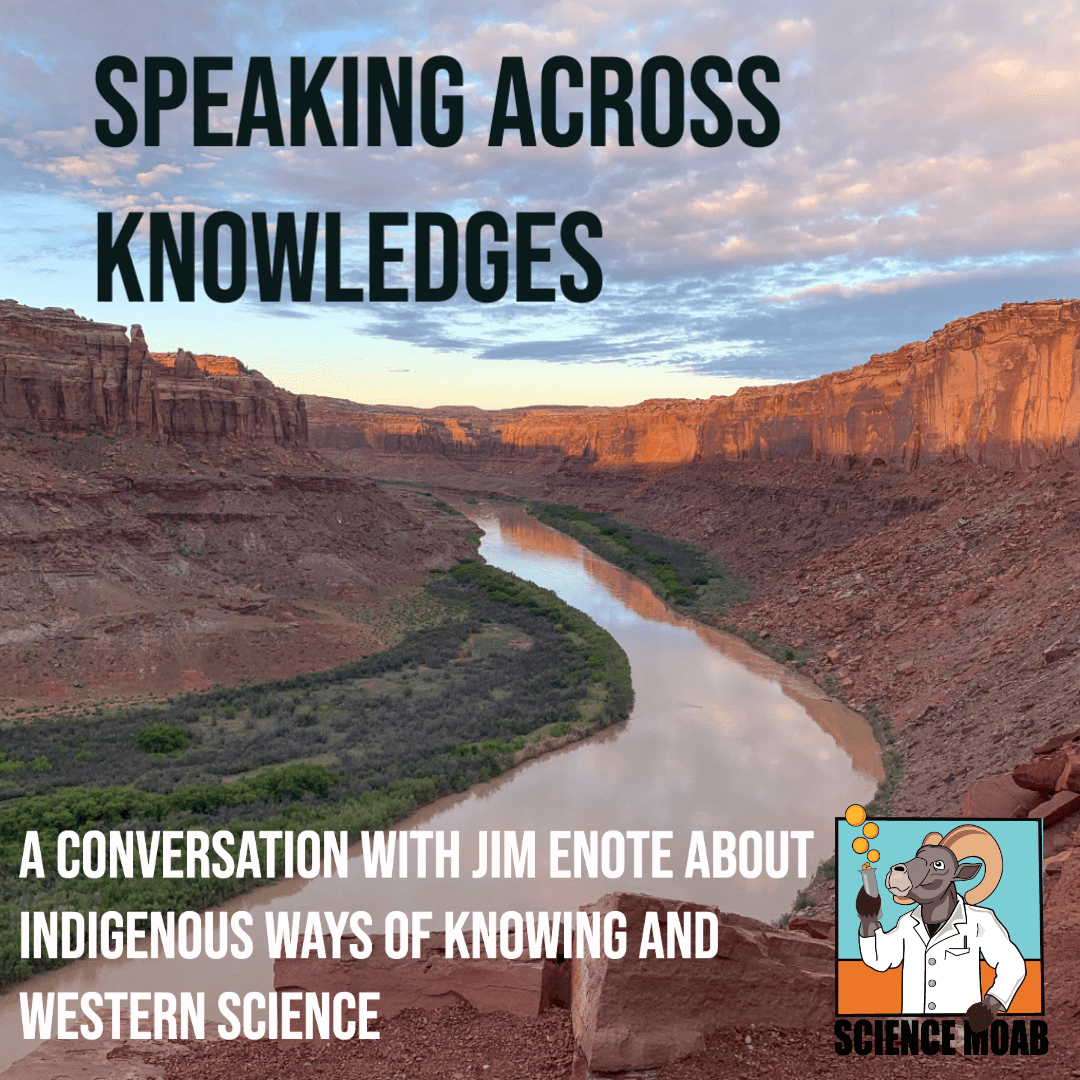 Speaking Across Knowledges: A conversation about Indigenous ways of Knowing and Western Science