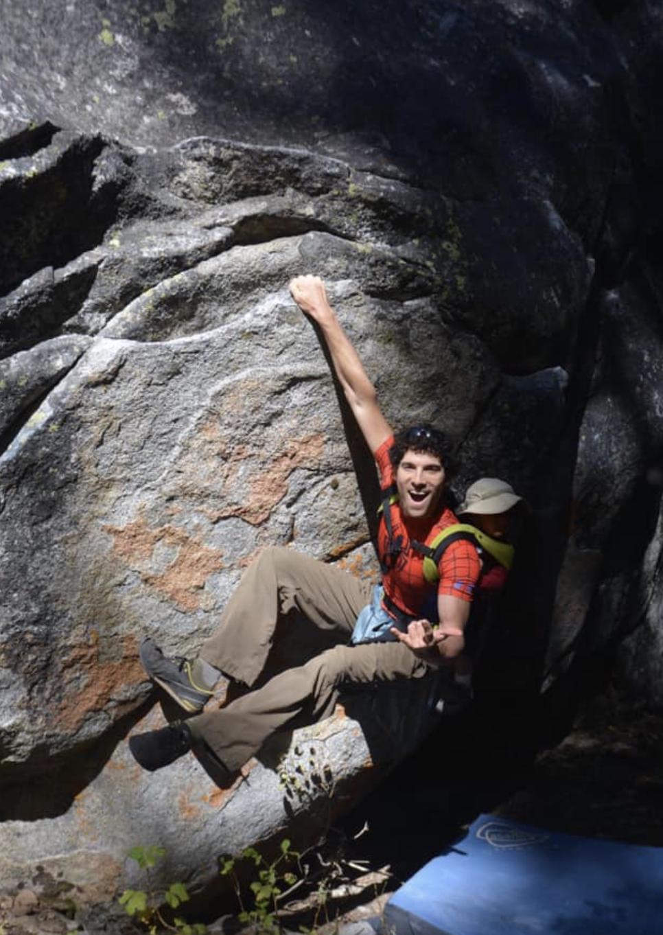 Climber/Physician Noah Kaufman returns to Great Wide Open