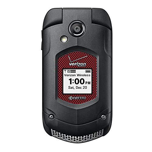 Lost:  Black Verizon Kyocera flip phone