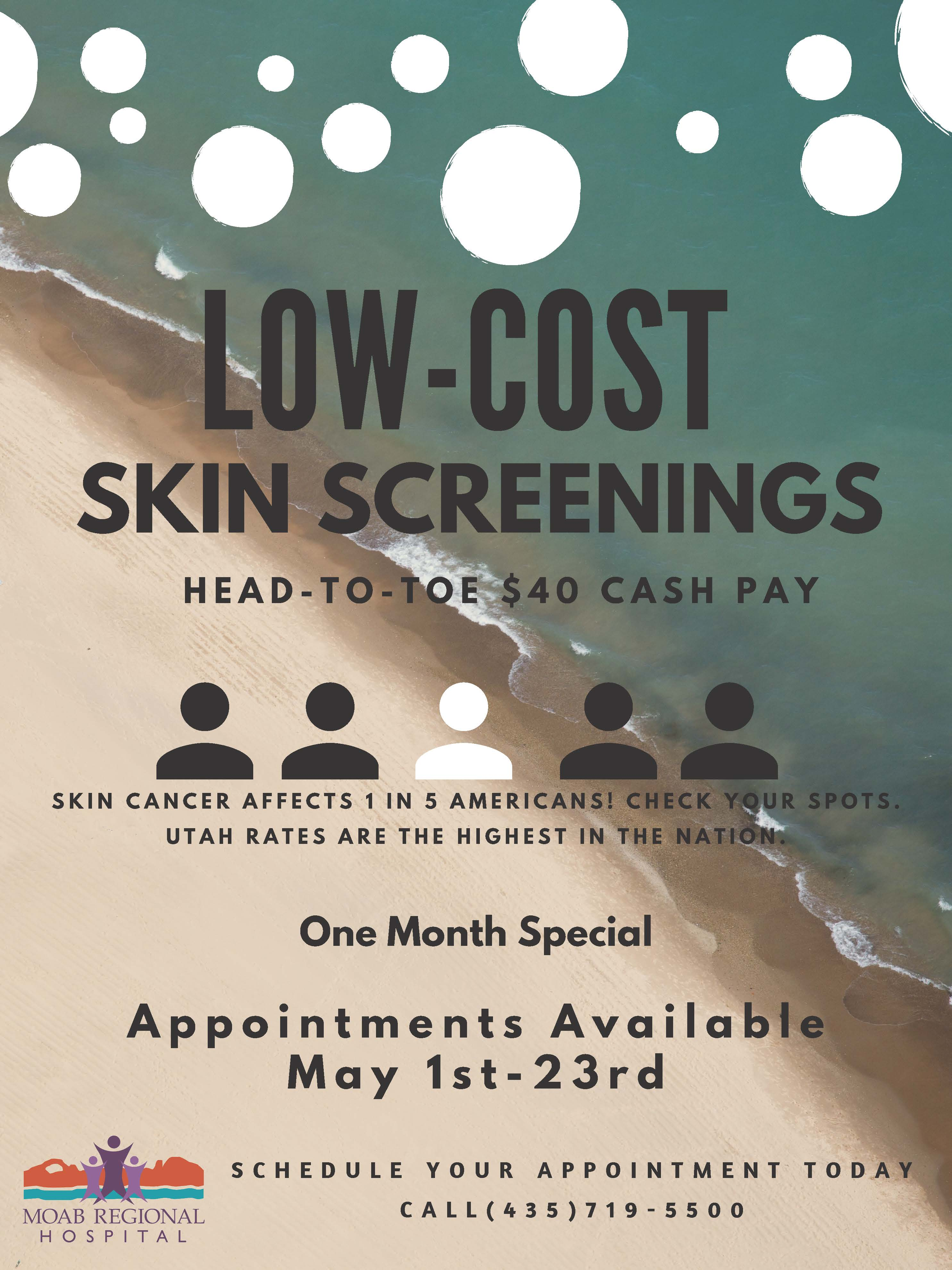 Low-Cost Skin Screening