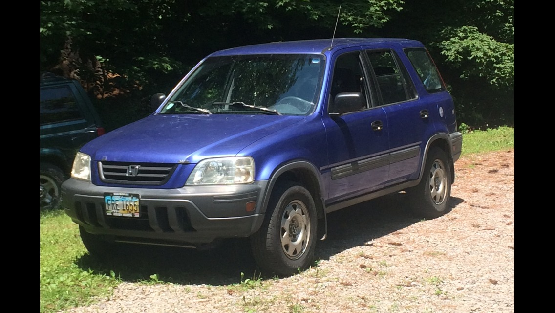2001 Honda-CRV