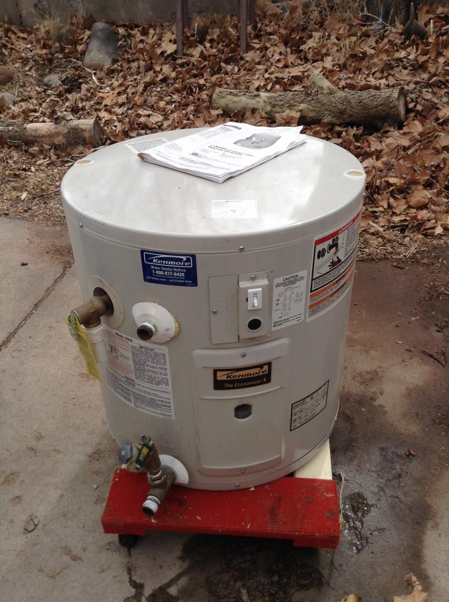 5 gallon electric water heater- FREE!!