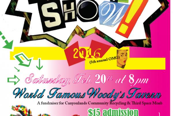 trashion show 2016